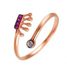 Δαχτυλίδι κορώνα