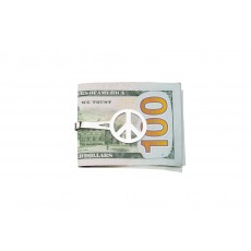 Money Clip Peace