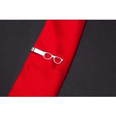 Tie Clip Glasses